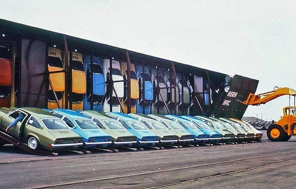 垂直运输汽车