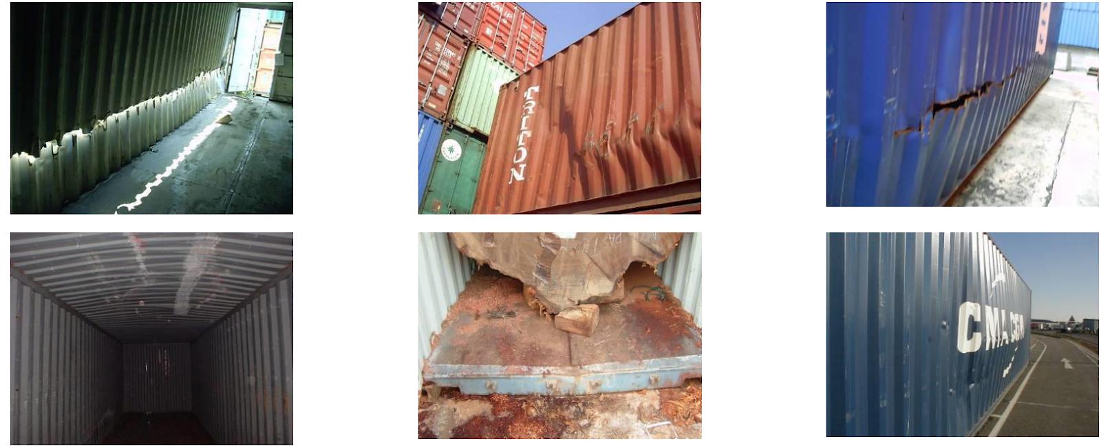 木材运输损害集装箱